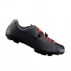 Zapatillas Shimano SHXC500 Negro Rojo