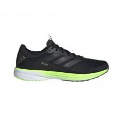Zapatillas Adidas SL20 Negro Verde PV20 Hombre