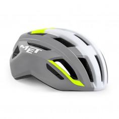 Met Vinci Mips Helmet Gray Yellow