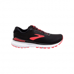 Brooks Adrenaline GTS 20 Shoes Black Coral AW20 Woman