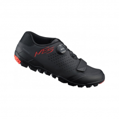 Shimano ME501 MTB Black Red Man Shoes
