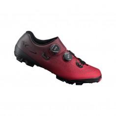 Zapatillas Shimano XC701 MTB Rojo Negro Hombre