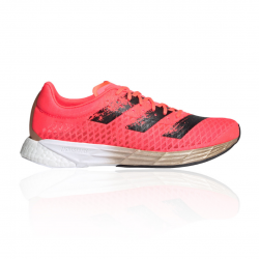 Adidas Adizero Pro Pink Gold AW20 Women's Running Shoes