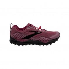Zapatillas Brooks Cascadia 15 Rosa Negro OI20 Mujer