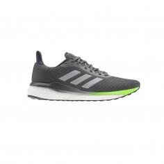 Zapatillas Adidas Solar Drive 19 Negro Verde OI20 Hombre