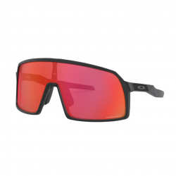 Oakley Sutro S Sunglasses Matte Black Prizm Trail Torch
