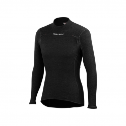 Castelli Flanders Warm Black T-Shirt