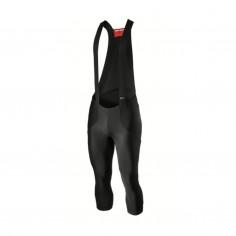 Castelli Sorpasso Wind RoS GORE-TEX INFINIUM ™ Black Men's Bib Shorts