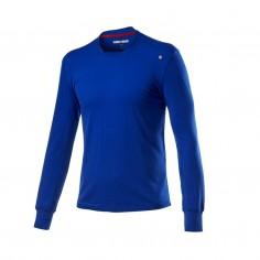 Camiseta Castelli Merino manga larga Azul Hombre