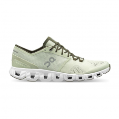 On Cloud X Aloe Men's Sneakers