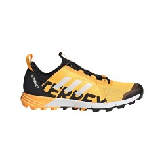 Zapatillas Adidas Terrex Speed Naranja Negro OI20