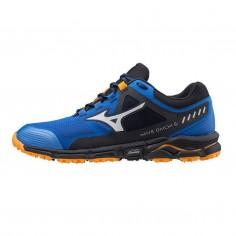 Zapatillas Mizuno Wave Daichi 5 Azul Naranja OI20