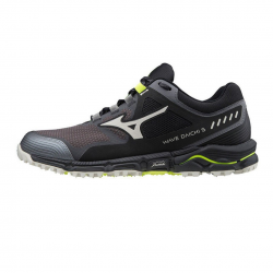 Mizuno Wave Daichi 5 Black Yellow AW20 Shoes