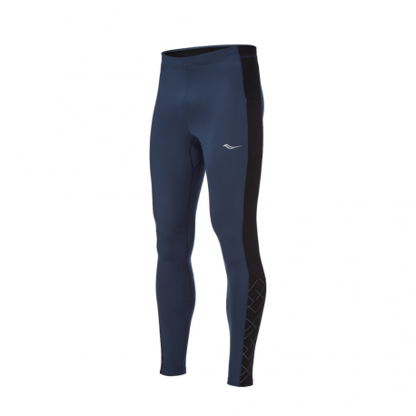 Saucony Solstice Black Tights Man