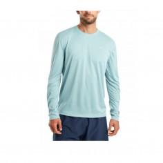 Camiseta Saucony manga larga Azul Hombre