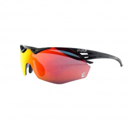 Eassun Avalon Matt Revo Red and Black Sunglasses