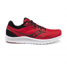 Saucony Kinvara 11 Shoes Red Black AW20
