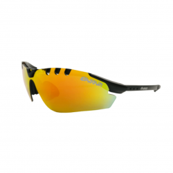 Eassun X-Light Sport Glasses Orange Black