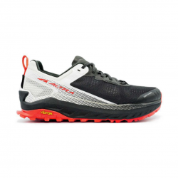 Altra Olympus 4 Black White Mens Shoes