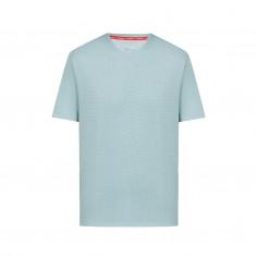 Saucony T-shirt short sleeve Blue Man