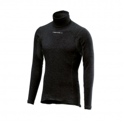 Castelli Flanders Long Sleeve Base Layer Black Man
