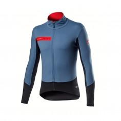 Castelli Beta RoS Jacket Light Blue Black