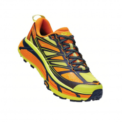 Zapatillas Hoka One One Mafate Speed 2 Lima Naranja OI20