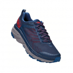 Hoka One One Challenger ATR 5 Shoes Blue Red AW20
