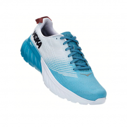 Zapatillas Hoka One One Mach 3 Azul Blanco OI20