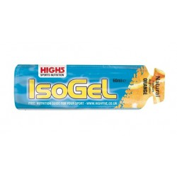 Gel de 60g High5 - IsoGel sabor Naranja
