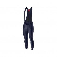 Castelli Sorpasso RoS Long Dark Blue Bib Shorts