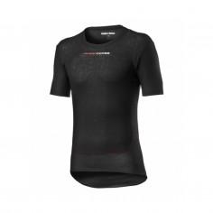 Camiseta interior Castelli Prosecco Tech manga corta negro