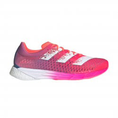 Adidas Adizero Pro Pink White Orange AW20 Men's Running Shoes