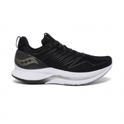 Saucony Endorphin Shift Running Shoes Black White AW20