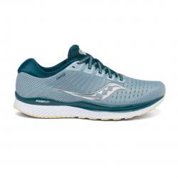 Saucony Guide 13 Running Shoes Blue Gray AW20