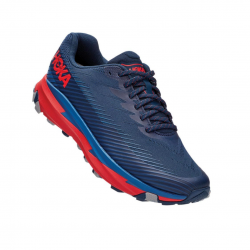 Zapatillas Hoka One One Torrent 2 Azul Rojo OI20