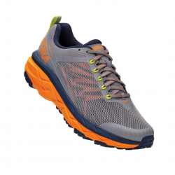 Hoka One One Challenger ATR 5 Shoes Gray Orange AW20
