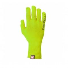 Castelli Corridore Gloves Fluor yellow