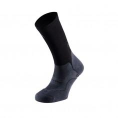 Lurbel Gravity Socks Black Gray