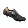 Shimano XC501 Limited Shoes Black Gold