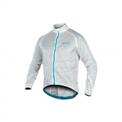 Spiuk Top Ten Windbreaker Jacket White