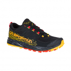 La Sportiva Lycan II Shoes Black Yellow AW20