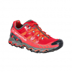 La Sportiva Ultra Raptor Pink Gray AW20 Woman Shoes