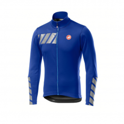 Castelli Raddoppia 2 Jacket Electric blue