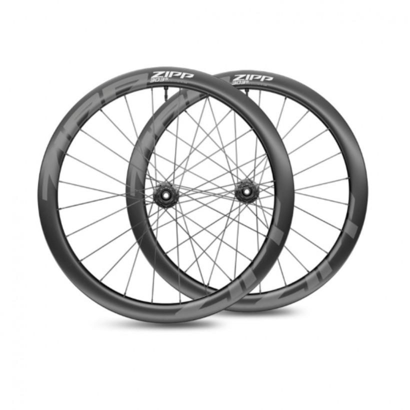 Juego de ruedas Zipp 303s Disc Carbon tubeless negro
