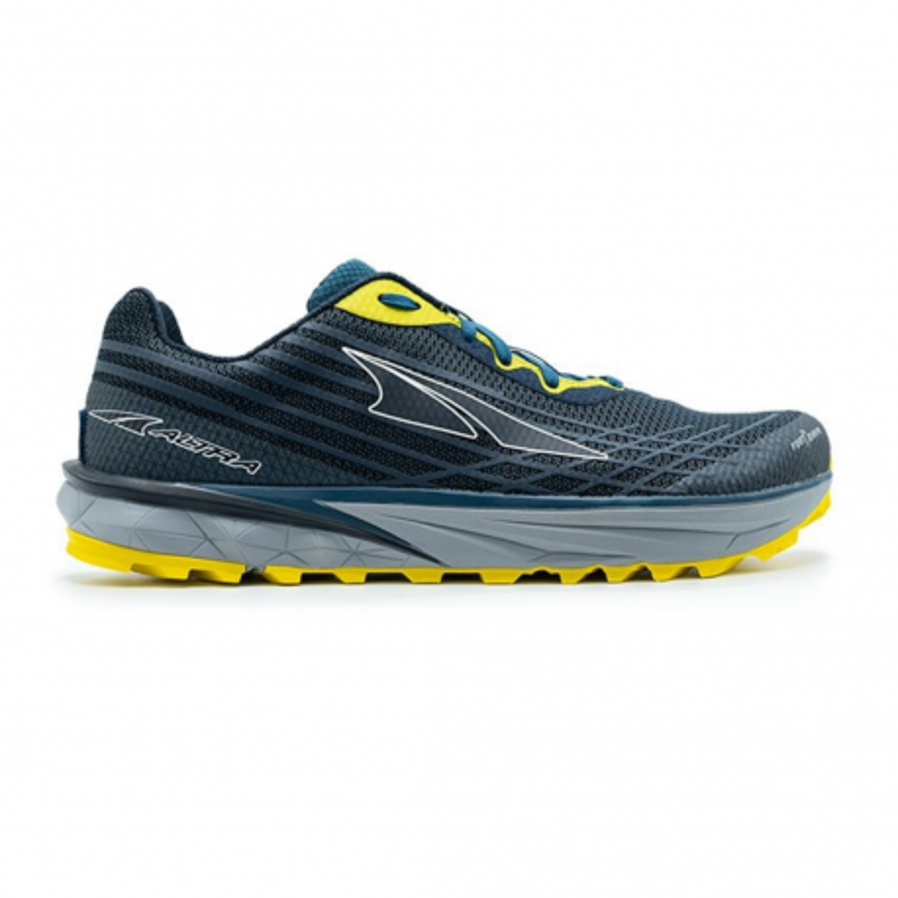 Zapatillas Altra Timp 2 Azul Amarillo OI20