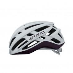 Giro Agilis W Helmet Matte White Violet Woman