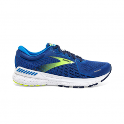 Zapatillas Brooks Adrenaline GTS 21 Azul lima PV21