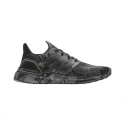 Ultra Boost 20 Black Gray Running Shoes