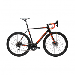 MENDIZ F8 Disk.04 Ultrega 11s Orange Bicycle